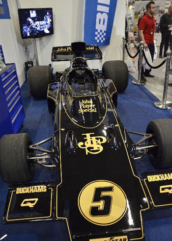 Ronnie Petersons Lotus