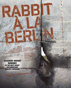 Rabbit á la Berlin.